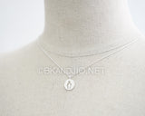 Coin Penguin Necklace