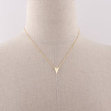 Triangle Necklace