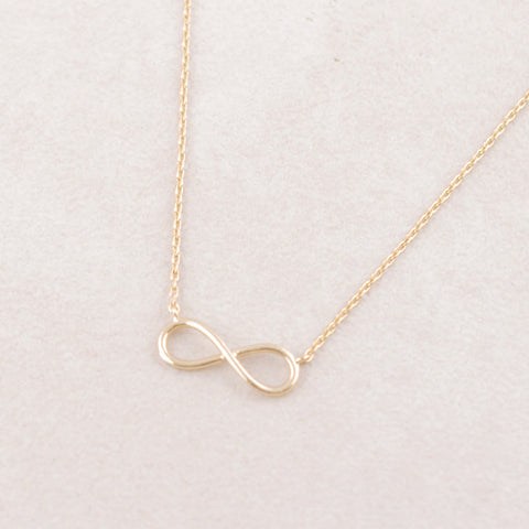 8Infinity Necklace