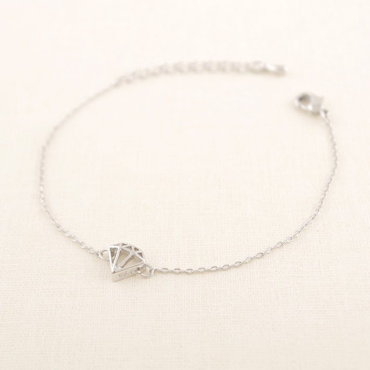 Diamond Shaped Bracelet