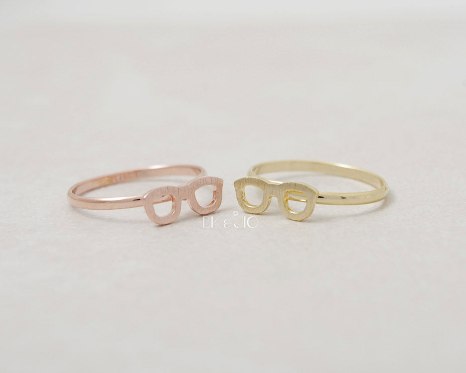 Glasses Adjustable Ring
