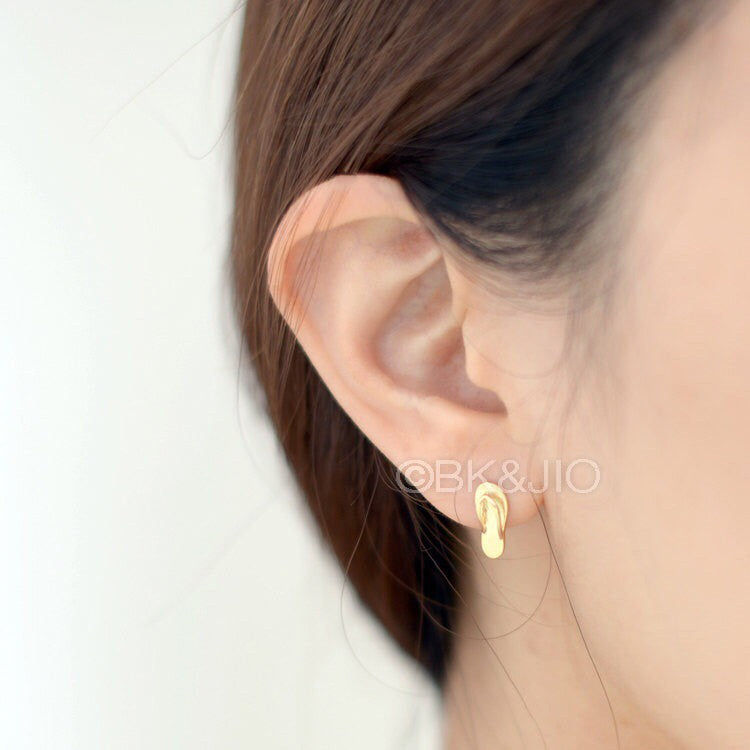 FlipFlop Stud Earrings