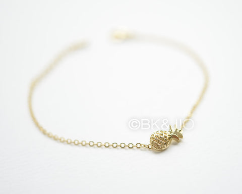 Puffy Pineapple Bracelet
