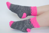 We Love Knitting Socks Pattern