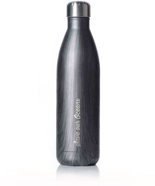Insulated Drink Bottle Blackwood 750ml