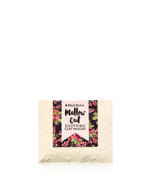 Black Robin Mallow Out Soothing Clay Masque Mini