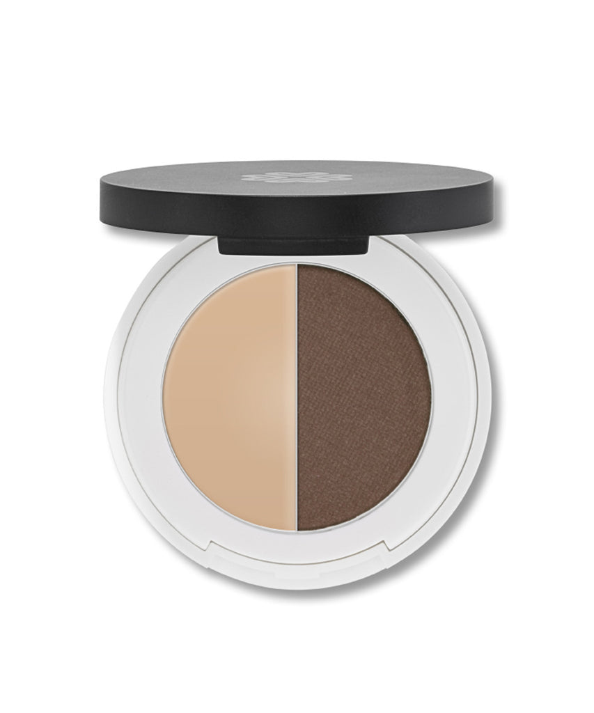 Lily Lolo Eyebrow Duo Compact