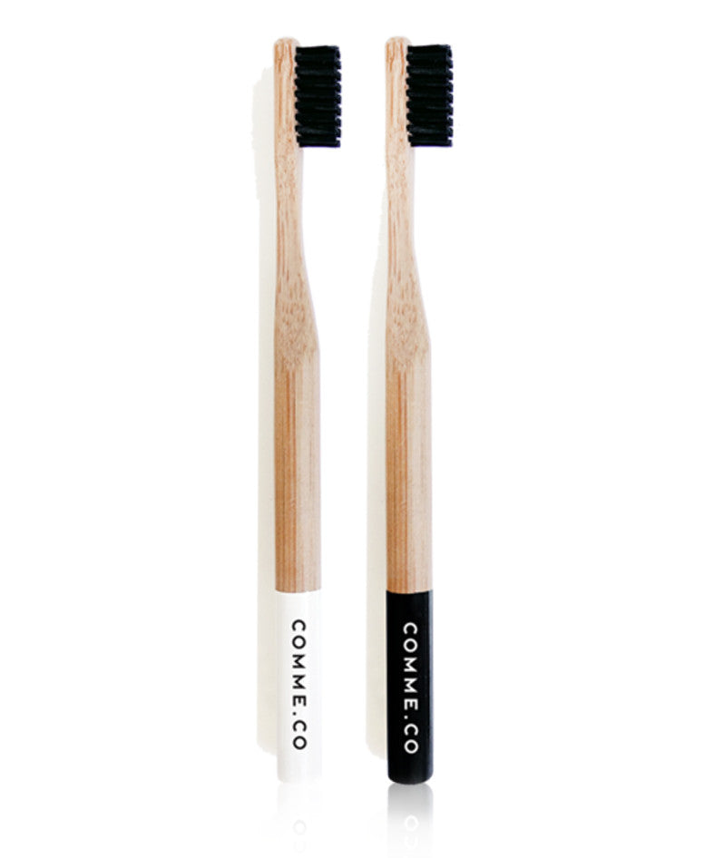Comme.co Bamboo Toothbrush