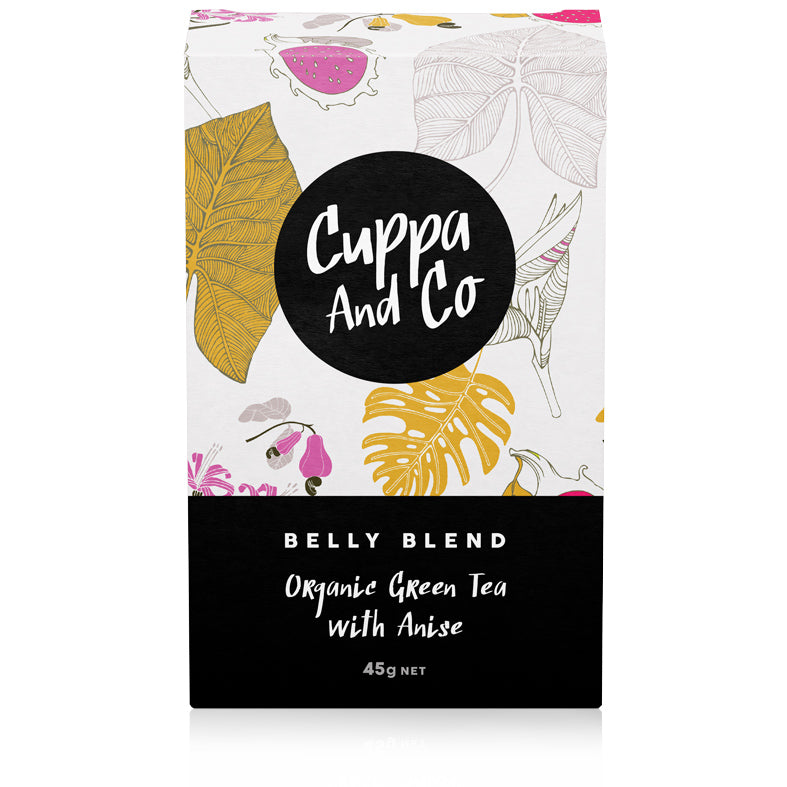 Belly Blend Organic Loose Leaf Tea