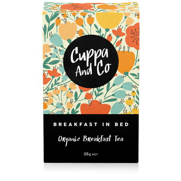 Breakfast in Bed Organic Loose Leaf Tea