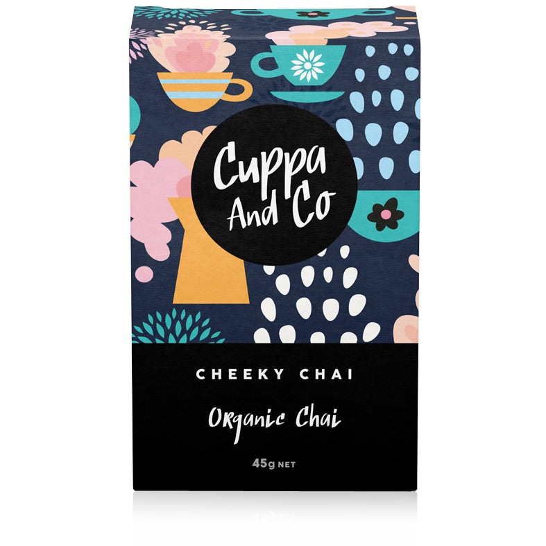 Cheeky Chai Organic Loose Leaf Tea