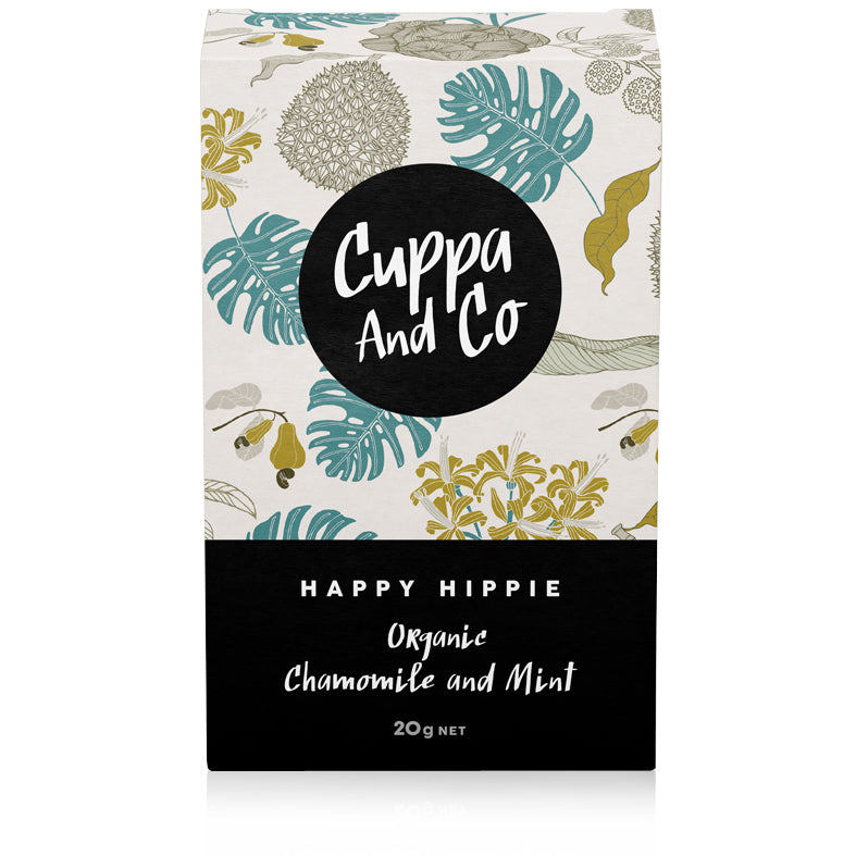 Happy Hippie Organic Loose Leaf Tea
