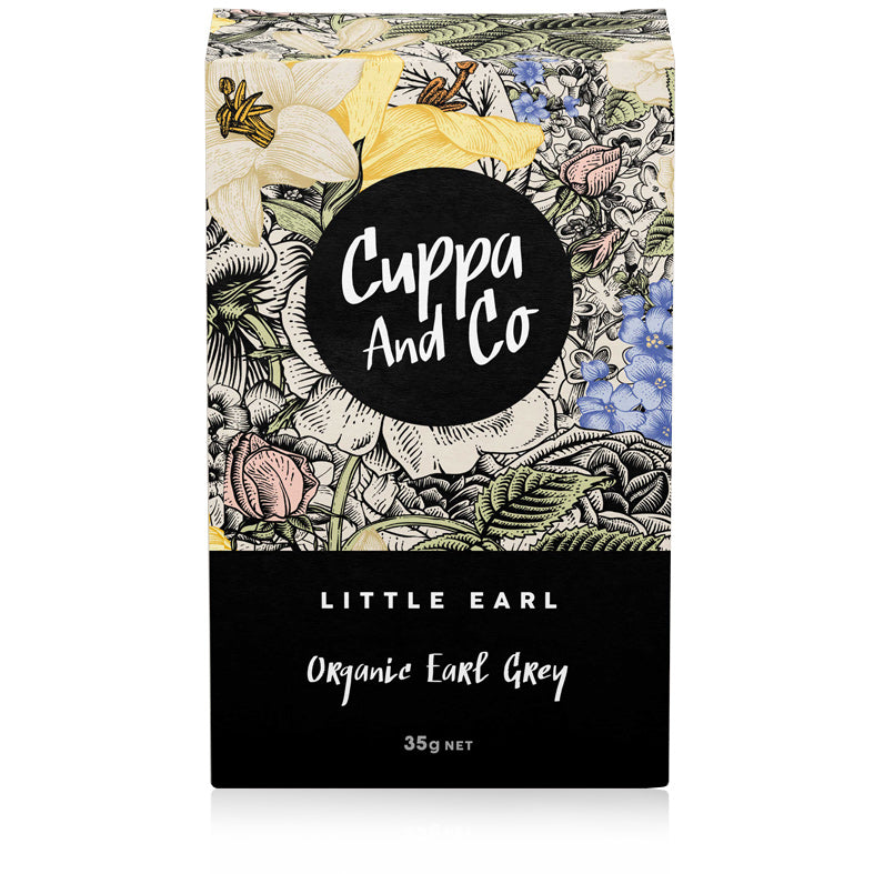 Little Earl Organic Loose Leaf Tea