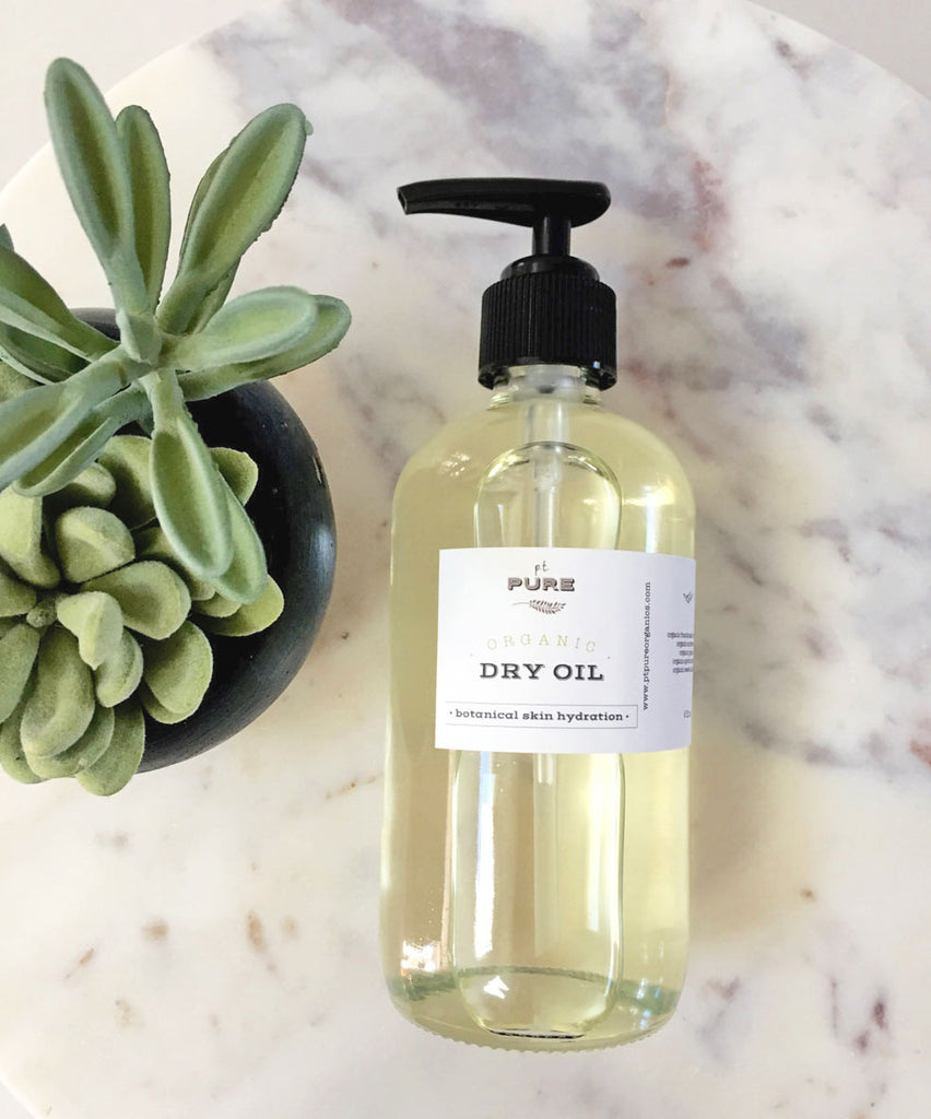 PT Pure Dry Body Oil