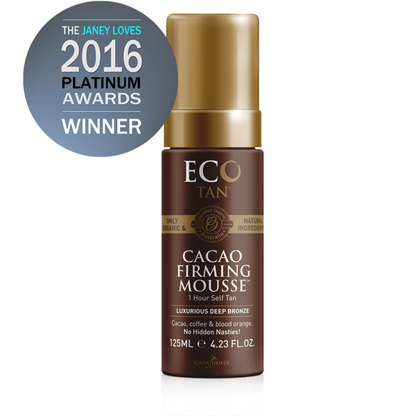 Cacao Firming Mousse Express Tan