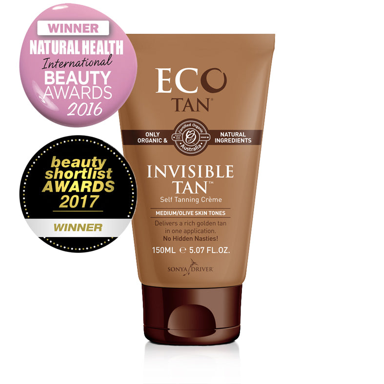 Invisible Tan Self Tanning Creme