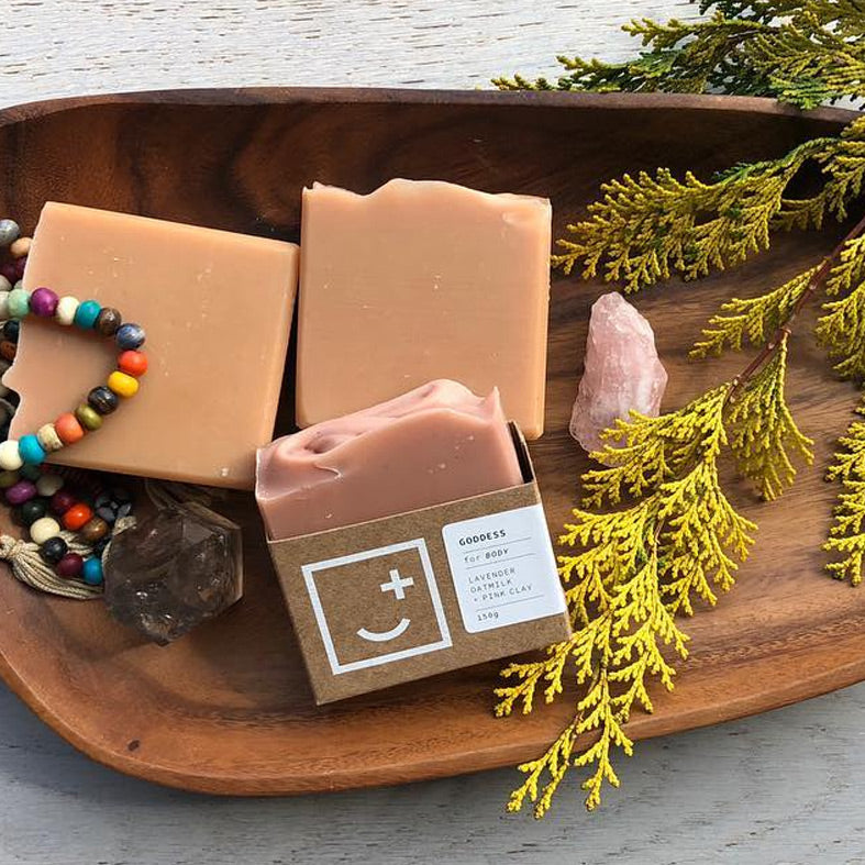 Goddess Body Wash Bar