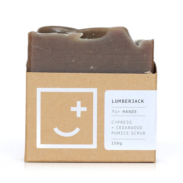 Fair & Square Lumberjack Soap