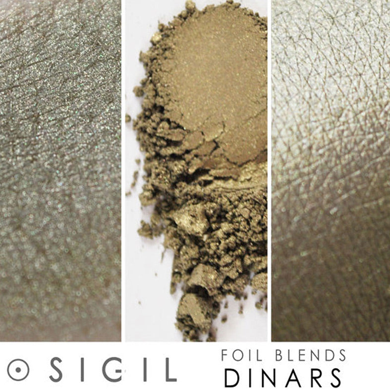 Loose Eye Shadow Foil Blends - Dinars