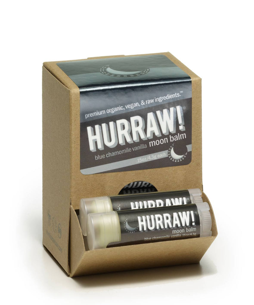 Hurraw! Moon Night Treatment Balm
