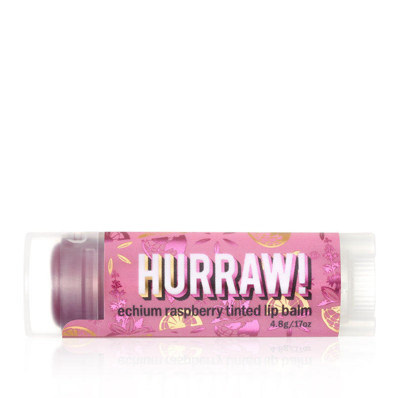 Echium Raspberry Tinted Lip Balm