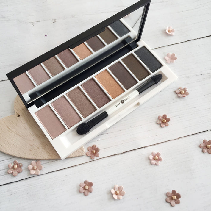 Lily Lolo Eye Palette Laid Bare