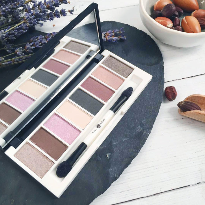 Lily Lolo Eye Palette Sweet Nothings