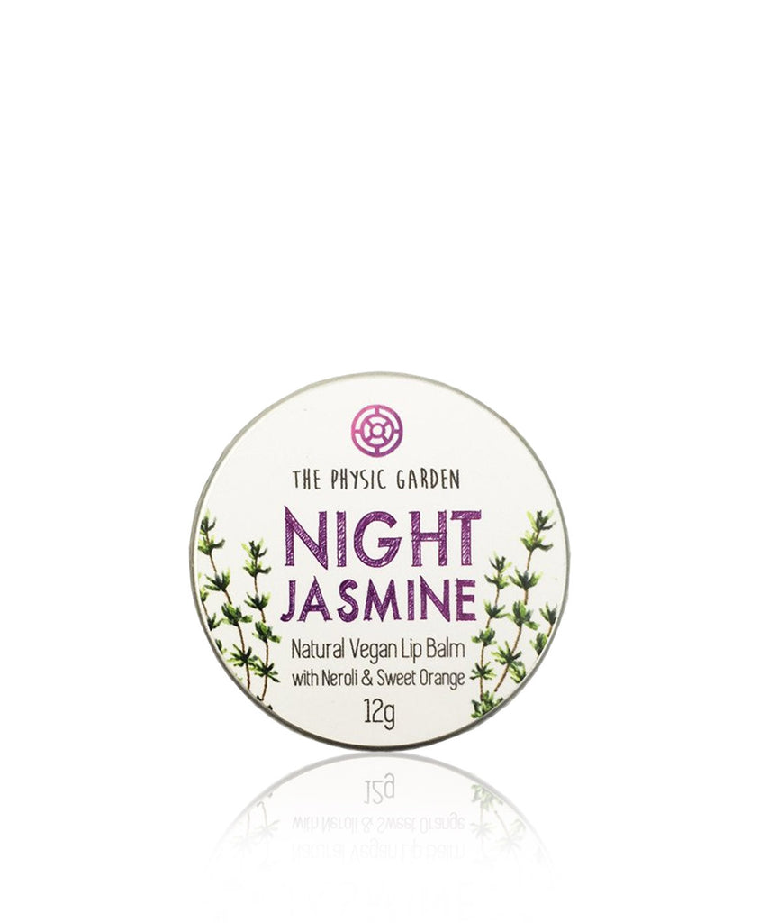 The Physic Garden Night Jasmine Lip Balm