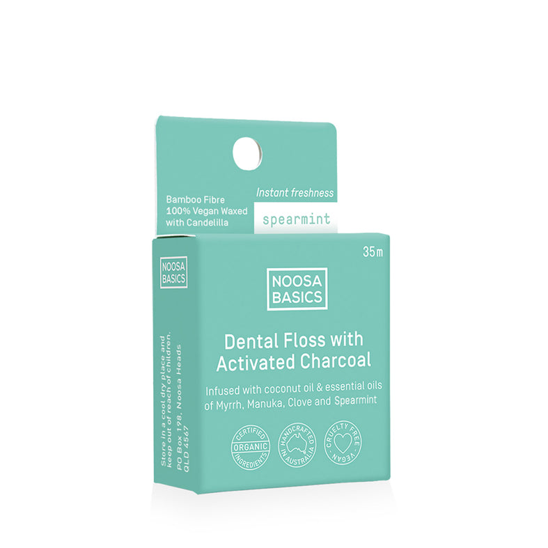 Noosa Basics Bamboo Fibre Dental Floss