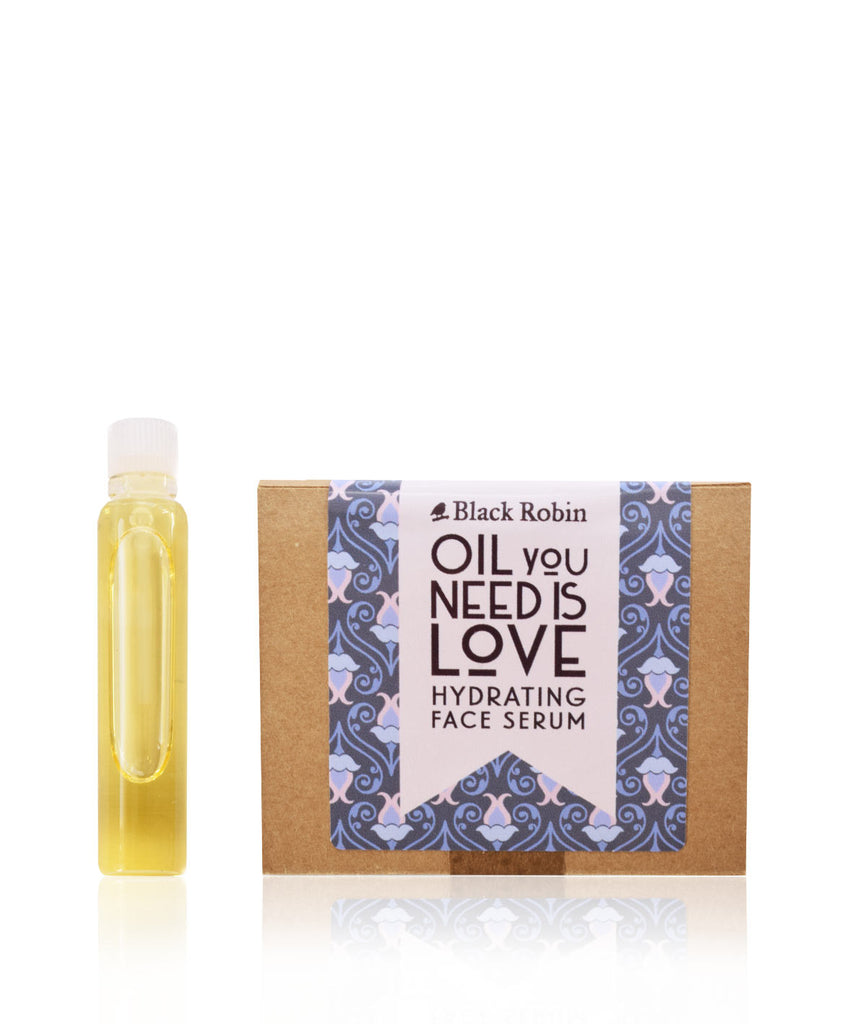 Black Robin Oil You Need is Love Hydrating Face Serum Mini