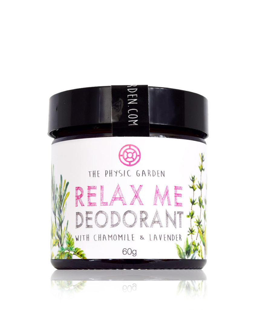 The Physic Garden Deodorant Relax Me