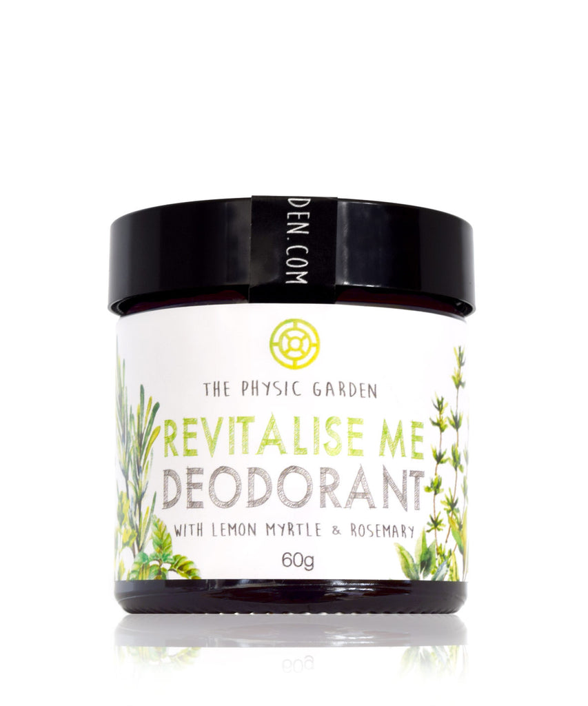 The Physic Garden Deodorant Revitalise Me