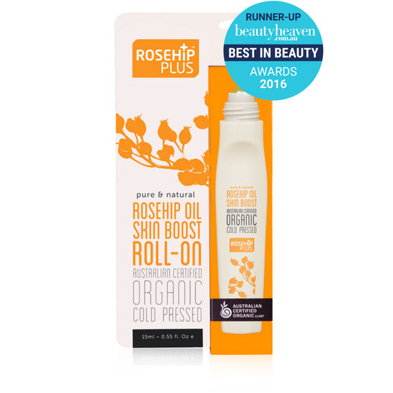 Rosehip Oil Skin Boost Roll-on