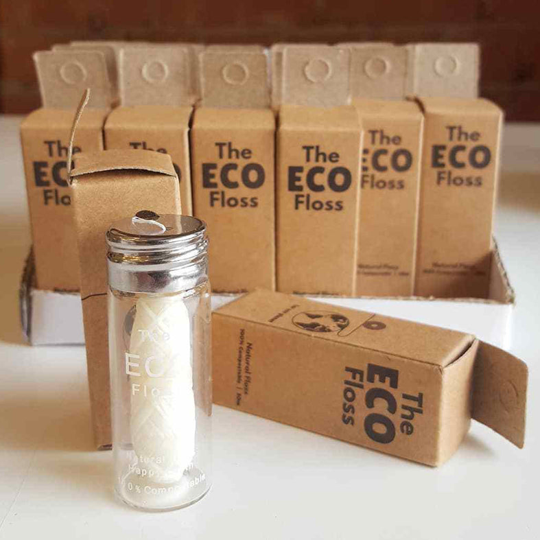 Compostable ECO Floss
