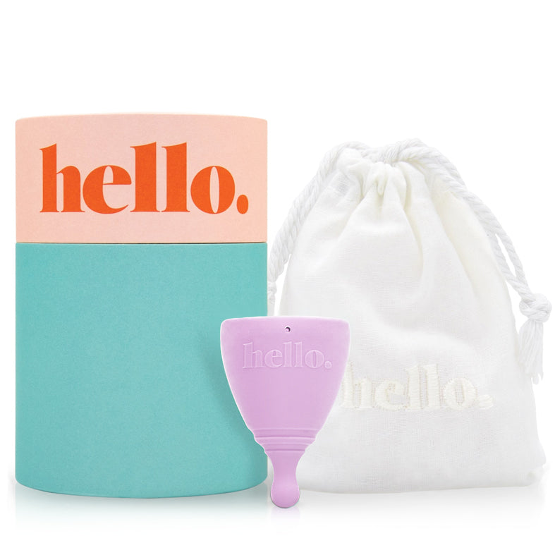 The Hello Cup Menstrual Cup