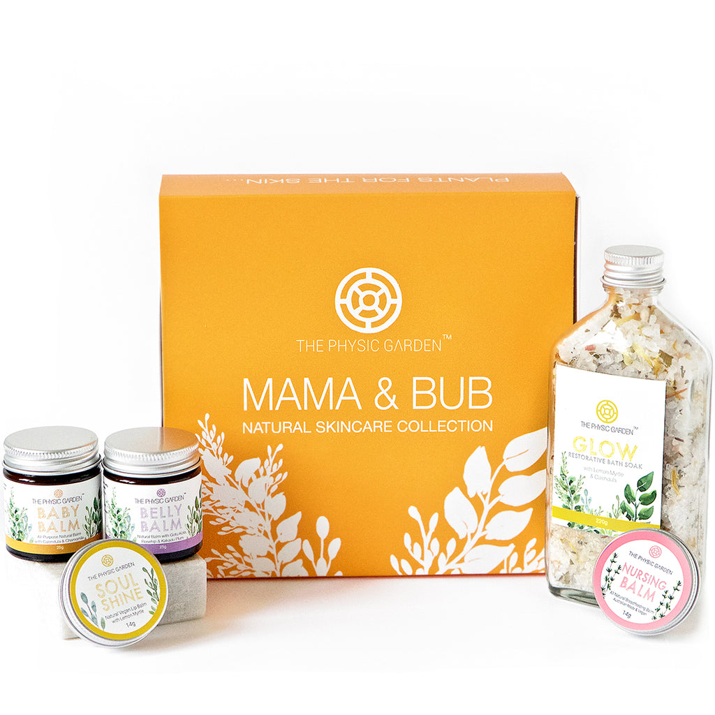 Mama & Bub Natural Skincare Gift Set