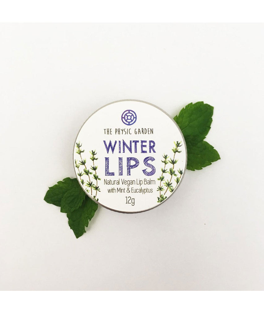 The Physic Garden Winter Lips Lip Balm