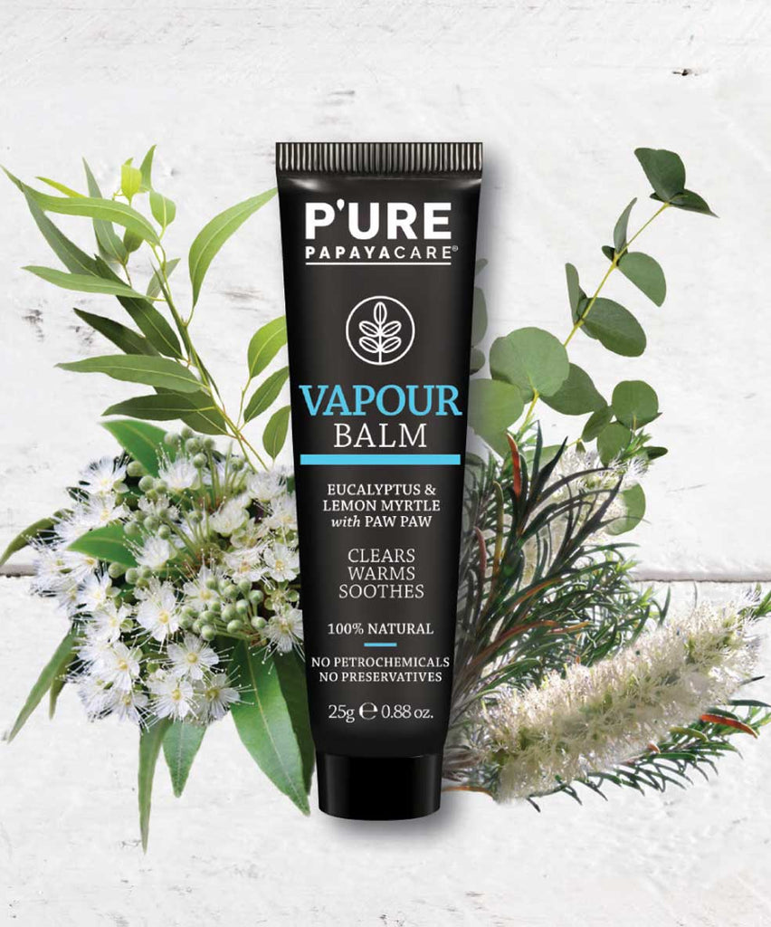 PURE by Phytocare Papaya Vapour Balm