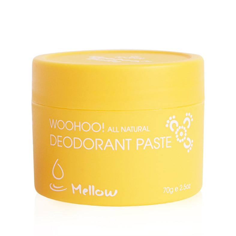 Mellow All Natural Deodorant Paste (Sensitive)