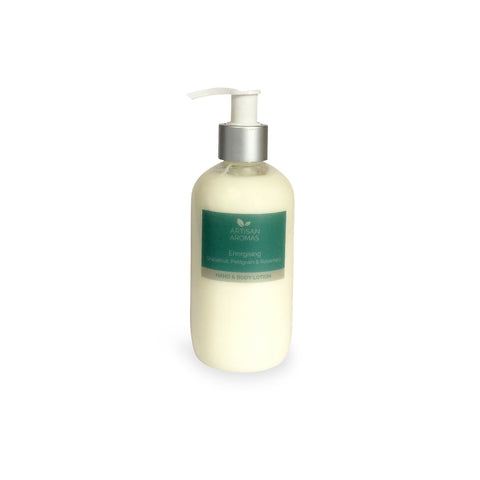 Energising hand & body lotion