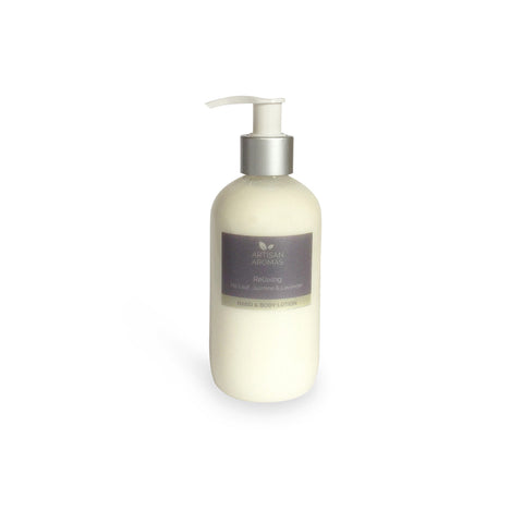 Relaxing hand & body lotion