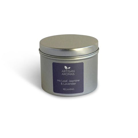 Relaxing travel candle