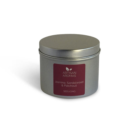 Seducing travel candle