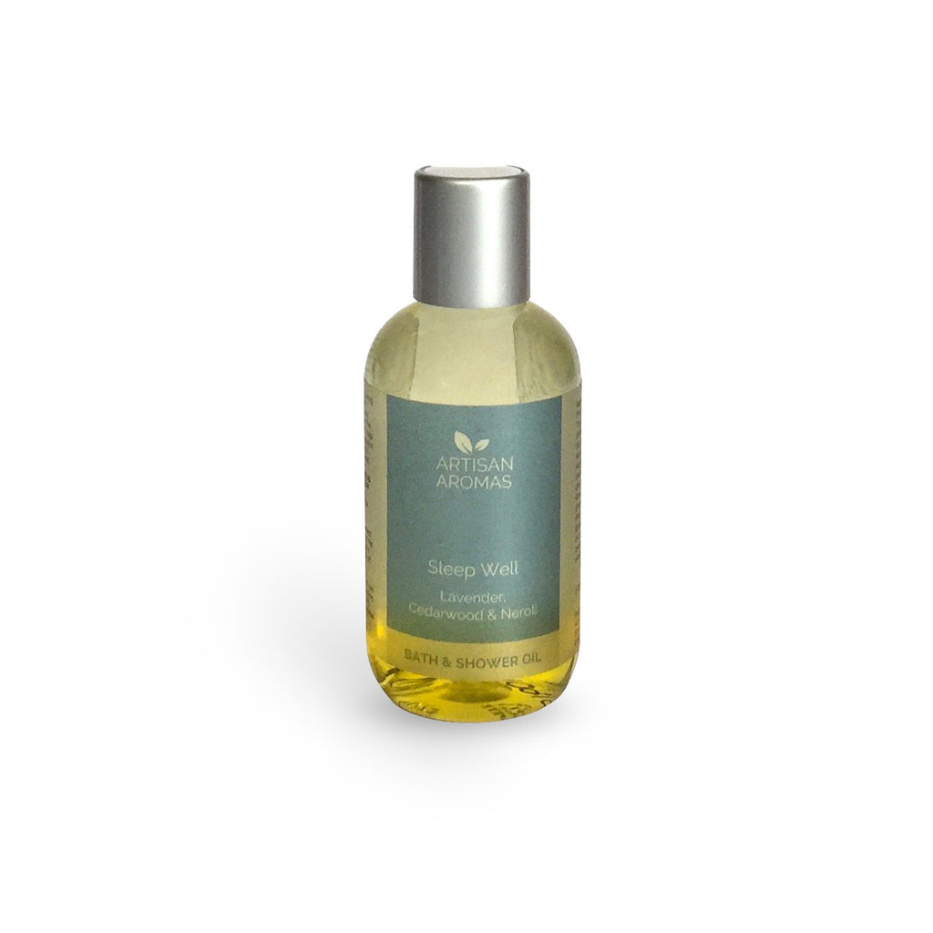 Sleep well bath & shower oil