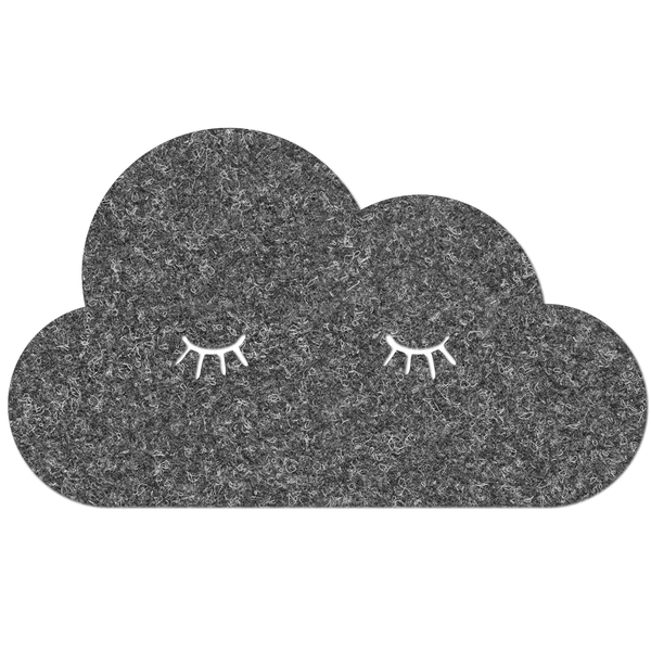 Doormat . Cloud