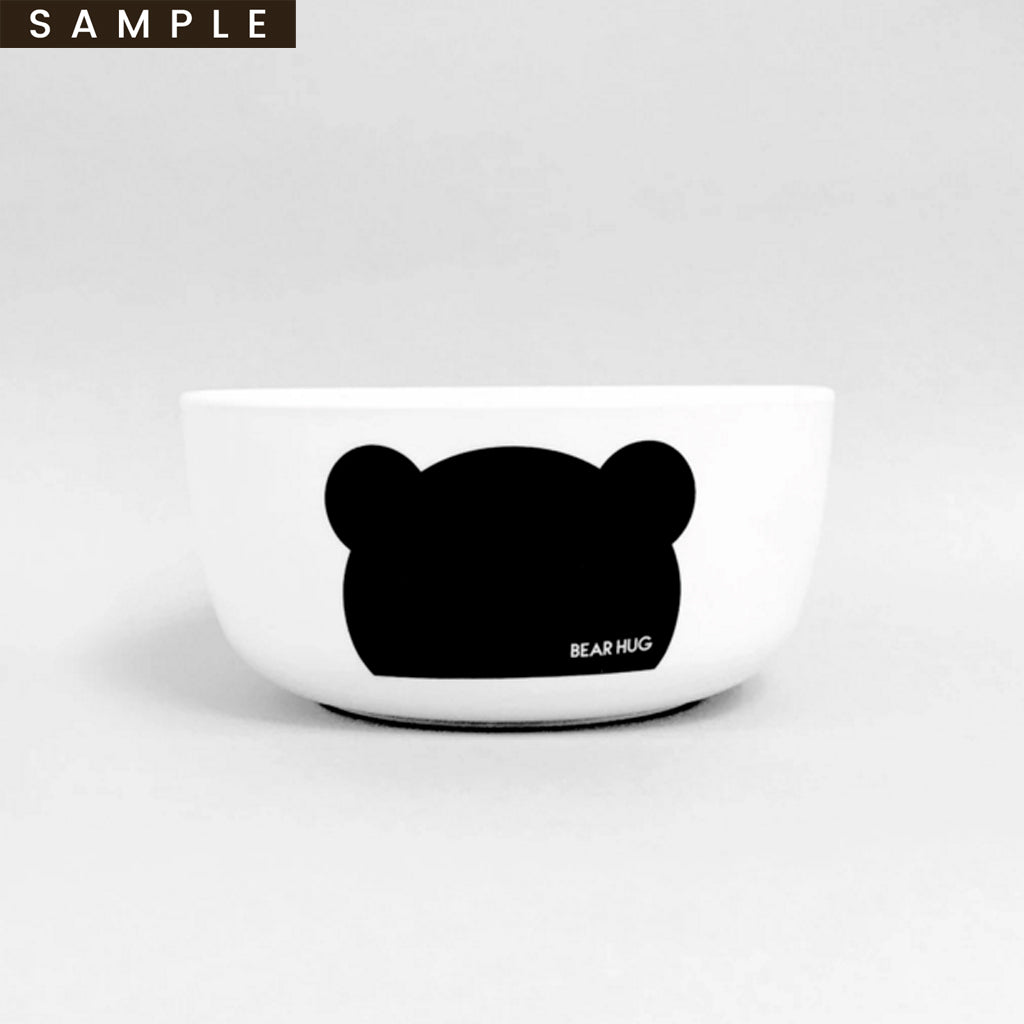 Bowl . Bearhug (SAMPLE)
