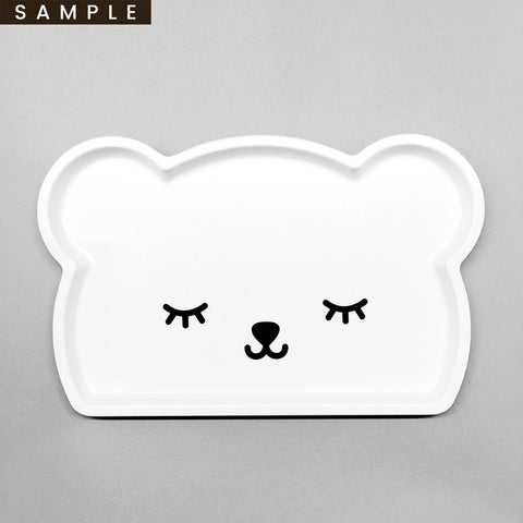 MIMI . Bear Tray (SAMPLE)