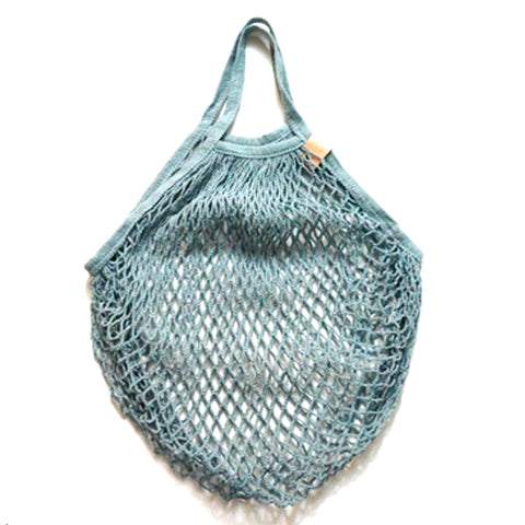Net Bag . BlueGrey