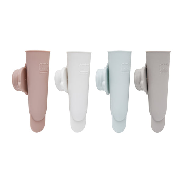 Cubbie (Kid) • Silicone Ice Pops Tube Moulds, Set of 4