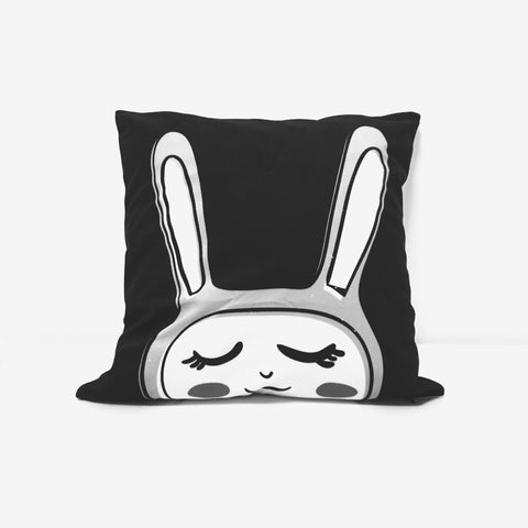 Rabbit Cushion Cover